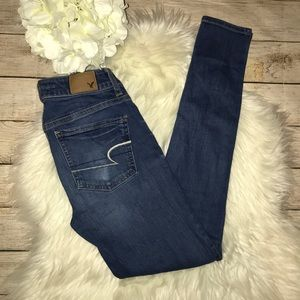 American Eagle Outfitters Jegging Denim Jeans